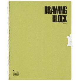 マルマン スケッチブック オリーブシリーズ F6 画用紙厚 156.5g/m2 20枚 S86