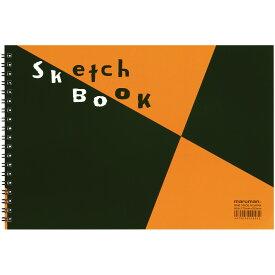 マルマン スケッチブック 図案シリーズ B5 画用紙並口 S140