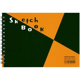 マルマン スケッチブック 図案シリーズ B6 画用紙並口 S160