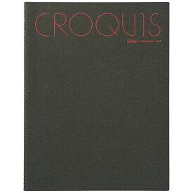 マルマン クロッキーブック SMLシリーズ Lサイズ クリームクロッキー紙 65枚 SL2