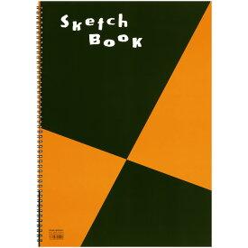 マルマン スケッチブック 図案シリーズ A3 画用紙並口 S115