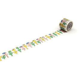 カモ井加工紙 mt ミナペルホネン bloom MTMINA42 (35mm×7m)マスキングテープ マステ 紙テープ 和紙テープ 貼って剥がせる はってはがせる クラフト デザイン ラッピング