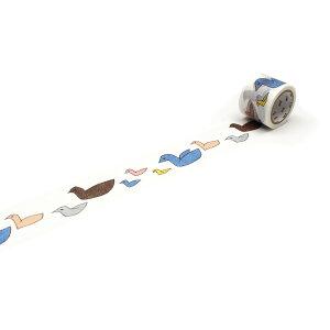カモ井加工紙 mt ミナペルホネン follow MTMINA43 (35mm×7m)マスキングテープ マステ 紙テープ 和紙テープ 貼って剥がせる はってはがせる クラフト デザイン ラッピング