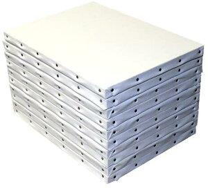 Deco Art 張りキャンバス(GLC綿麻)F8【455×380mm】×10枚組 /アクリル・油絵具兼用