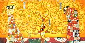 漆絵 クリムトの名作_生命の樹・縮小版 NH129S