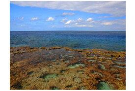 ポストカード 南大東島の海4 沖縄 風景写真 どれでも5枚で【送料無料】PSC-56 絵はがき 絵葉書 クリスマスカード 暑中見舞い 寒中見舞いグリーティングカード 年賀ハガキ 年賀状などにどうぞ。【RCP】