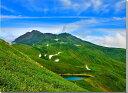 風景写真パネル 山形 鳥海山と鳥海湖 91×65.2cm yam-065-p30 インテリア ポスターとは違う,リビング,玄関にそのまま…