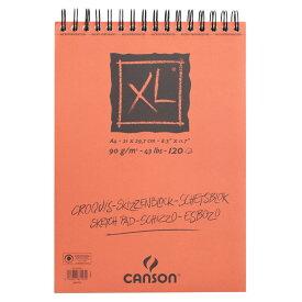 クロッキーブック キャンソンXL A4 787-103 90g/m2 120枚[DM便不可]