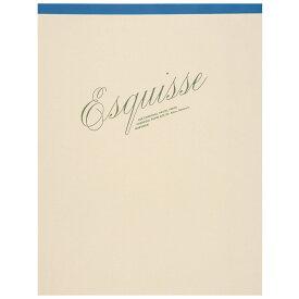 スケッチブック エスキース 木炭紙判(650×500mm) 上質紙 50枚 S213【maruman/マルマン】[DM便不可]