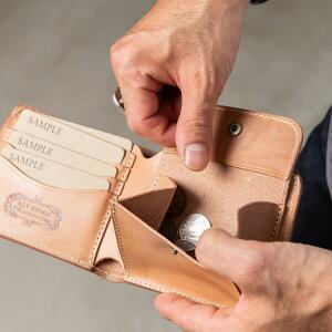 メンズ/折り財布