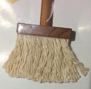 学校ストラップシリーズ 携帯用掃除モップストラップ