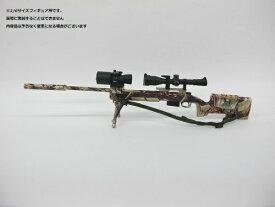 ZY-TOYS 1/6フィギュア用 スナイパーライフル 迷彩柄 M40A5 ZY-8024D