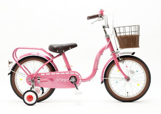 SOGO Kids Bike チェリアンドベリー C & B DX 14 children's bicycle baby bike infant car kids bikes