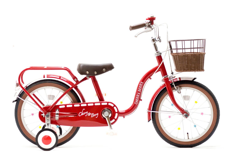 大幅値下げ.アウトレット.価格SOGO 子供自転車 チェリアンドベリー C&B DX 16 子供用自転車 幼児用自転車 幼児車 キッズバイク 【カンタン組立】クーポンとの併用はできません