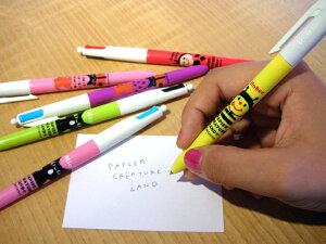 パピエBic2色ボールペン