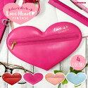 ラブハートペンケース[m]おすすめかわいいデザインおしゃれ高校生大人女子可愛いおもしろコスメポーチ雑貨メーカー直営店舗アーティミス