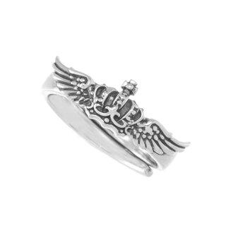 Wings Crown ring / Artemis Kings /ARTEMIS KINGS