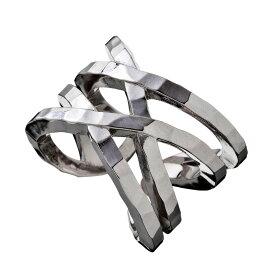 エレノアジュエリー×アルテミスキングス Elenore Jewelry×ARTEMIS KINGS ラップリング 指輪 AKELR0004 ブランド リング シンプル シルバーリング ペア 彼女 彼氏 女性 男性 レディース メンズ オシャレ かっこいい プレゼント ギフト 誕生日
