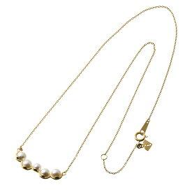 【新作】エレノアジュエリー Elenore Jewelry ランダムパールバーネックレス シルバーネックレス SILVER925 ELP0007