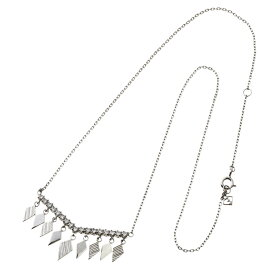 【新作】エレノアジュエリー Elenore Jewelry ロンビックVバーネックレス シルバーネックレス SILVER925 ELP0009