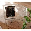 【名入れ無料】金婚式・銀婚式・真珠婚式・珊瑚婚式・ルビー婚式など結婚記念日のお祝いにフォトフレーム・写真立てをプレゼントしてみませんか。【フォトフレーム縦型 フ...