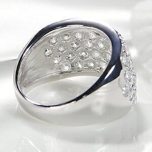 pt900【2.5ct】ダイヤモンドパヴェリング