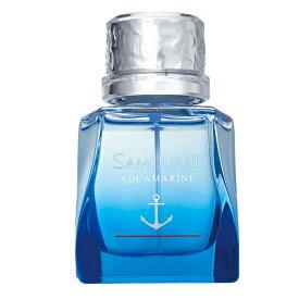 芳香剤 消臭剤 サムライ SAMOURAI カーフレグランス アクアマリンの香り 置き型 60ml SPRジャパン 332187