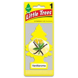 メール便可 芳香剤 リトルツリー Little Trees バニラロマ 吊り下げタイプ バドショップ 10105