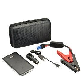 12V車専用 USB2A出力付 ジャンプスターター 5400mAh KD-151 カシムラ