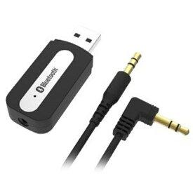 USB AUX ワイヤレス 音楽再生 スマホ 簡単接続 Bluetooth ミュージックレシーバー USB BL-51 カシムラ