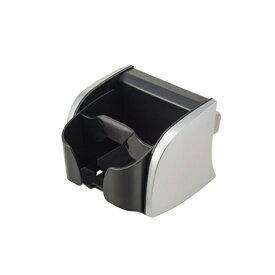 ZVW4#系 運転席側ポケット 細缶から紙パックまで対応 スマホ対応 ドリンクホルダー プリウスα用 NZ515 カーメイト