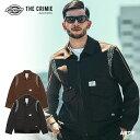CRIMIE クライミー CRIMIE×Dickies A2 TYPE WORK JACKET メンズ ジャケット コラボ 送料無料 ストリート