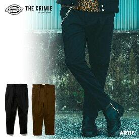 先行予約 CRIMIE クライミー CRIMIE×Dickies FRED SIDESLIT STRETCH PANTS メンズ パンツ 送料無料 キャンセル不可