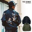 30%OFF SALE セール CRIMIE クライミー REVERSIBLE SOUVENIR JACKET メンズ ジャケット 送料無料