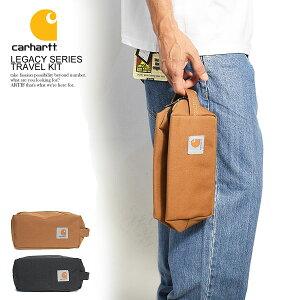 Carhartt カーハート LEGACY SERIES TRAVEL KIT メンズ トラベルポーチ バッグ 鞄 カバン 防水 おしゃれ かっこいい カジュアル ファッション ストリート carhartt