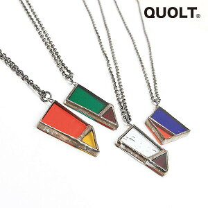 QUOLT クオルト STAINED-GLASS NECK-LACE メンズ ネックレス ストリート