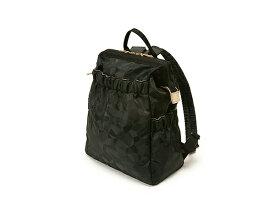 <20年以上ロングセラー>リュックサック KG2-CY704アルティザン&アーティストARTISAN&ARTIST*ママバッグ がま口タイプ 軽量 デイパック ポケットが充実