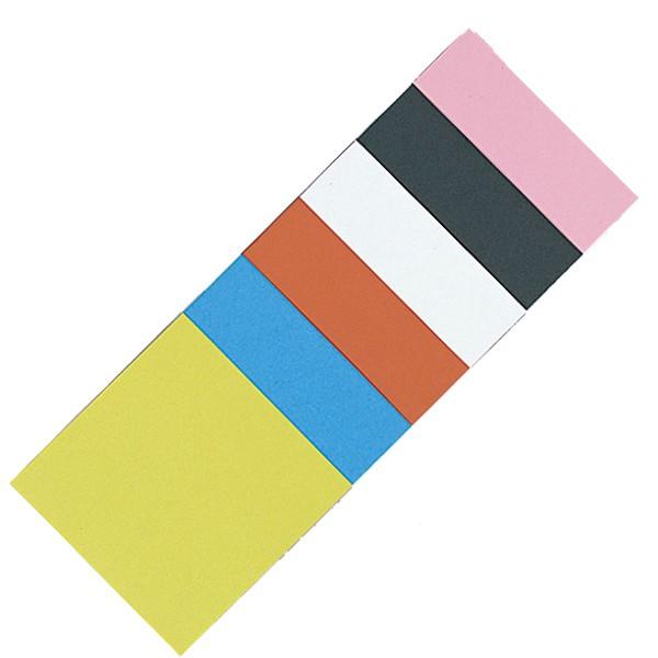 ペーパークラフト パック Bセット 五感紙 6色組【 紙 造形 製作 】