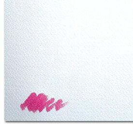 水彩紙 ランプライト 中性紙 中目 両面彩色対応 四つ切 10枚組 【 描画用紙 絵画 スケッチ 水彩 用紙 】