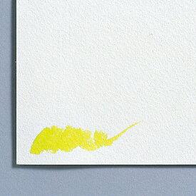 水彩紙 ワトソン紙 厚口 中性紙 クリーム色 50枚組 【 描画用紙 絵画 スケッチ 水彩 用紙 】