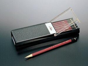 [ メール便可 ] ハイユニ鉛筆 HB 12本組 【 デッサン スケッチ 絵画 鉛筆 ハイユニ 】