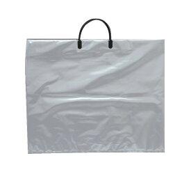 パネル用 手提袋 シルバー B2判用 【 バッグ えのぐ 収納 不織布 画材 かばん 】