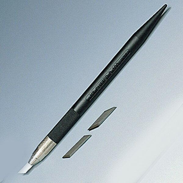 [ ゆうパケット可 ] NTデザインナイフ eD-400型 【 工作 デザインナイフ カッター 切り絵 】