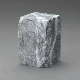 黒滑石 約2kg 【 石彫 石材 】
