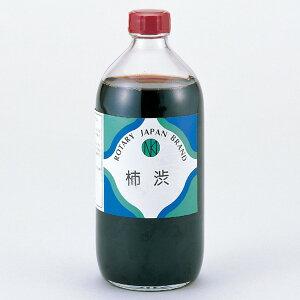 柿渋 無臭タイプ 500mL 【 塗料 柿しぶ 染色 防水 塗料 】