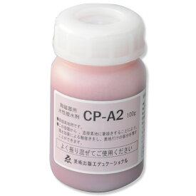 水性撥水剤 CP-A2 100g【 陶芸 粘土 絵付け 釉薬 釉抜き剤 】
