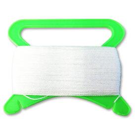 [ ゆうパケット可 ] 凧糸 カード巻 約0.4mm 約30m PK-30 【 工作 凧 凧上げ お正月 正月遊び 糸 たこ糸 】
