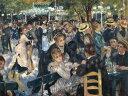 アートパネル アートボード ルノワール ムーラン・ド・ラ・ギャレットの舞踏会 60x45 A2 壁掛け 絵 インテリア 名画 モダンアート 油絵…