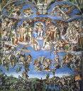 アートパネル アートボード ミケランジェロ 最後の審判 45x33 A3 壁掛け 絵 インテリア 名画 モダンアート 油絵 絵画 有名画 おすすめ …