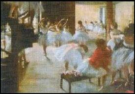 【アートポスター】ダンス教室(70cm×100cm) -ドガ-